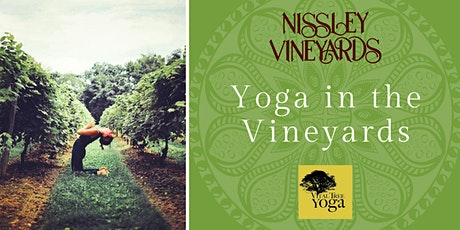 Yoga in the Vineyards tickets