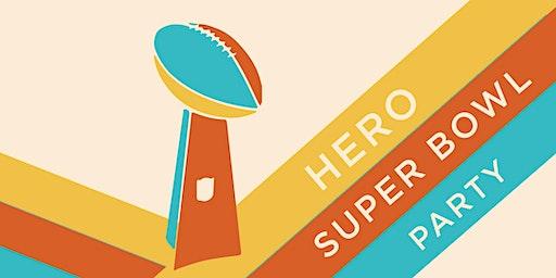 Hero's Super Bowl Tailgate