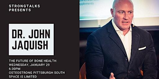 The Future of Bone Health (Lecture + Q&A, Open to the Public)