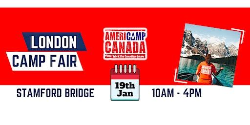 AmeriCamp Canada London Camp Fair