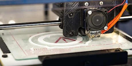 3D Printing Class (Adults) tickets