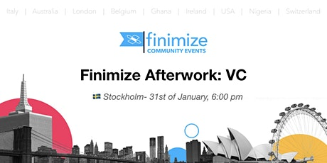 #Finimize Community Presents: Afterwork: VC tickets