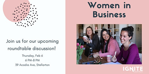 Women in Business Roundtable