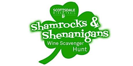 Shamrocks & Shenanigans - Scottsdale Wine Trail tickets