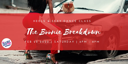 Boonie's Tease & Please Sexy Dance Class