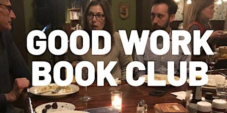 Good Work Book Club: Freedom is a Constant Struggle by Angela Y. Davis tickets