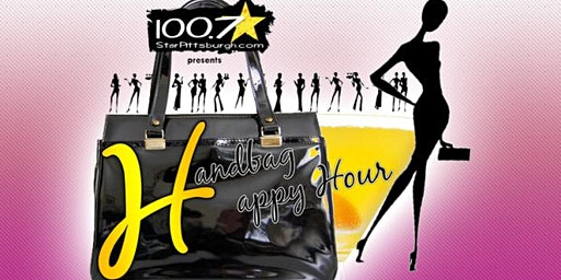 Handbag Happy Hour for Glimmer of Hope