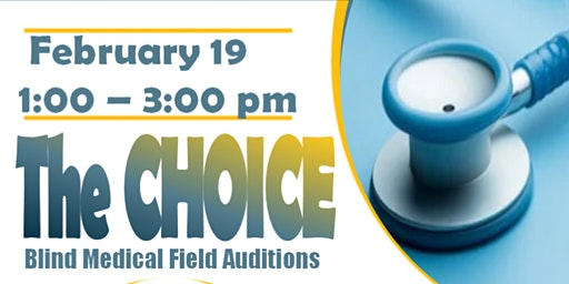 The CHOICE - Medical Field Positions