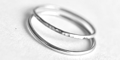 Ring Making Workshop - July 25th tickets
