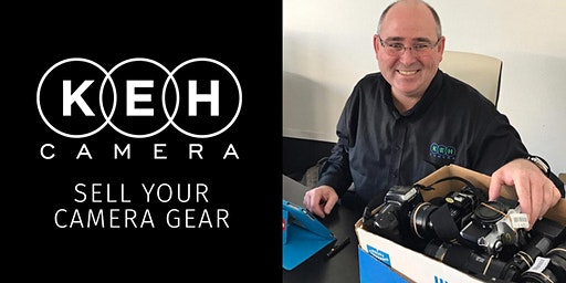 Sell Your Camera Gear at The Camera Store