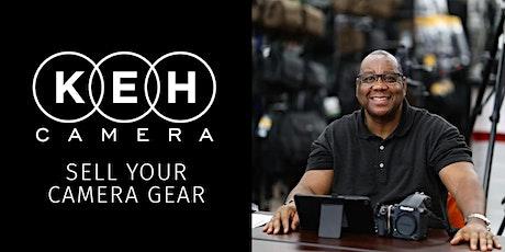 Sell Your Camera Gear at Bay Camera Company tickets