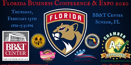 South Florida Business Conference & Expo @ BB&T Center - Feb 13th, 2020 tickets