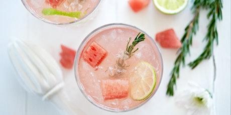 Good Times:  Mocktail Mixology - Castleton Square billets
