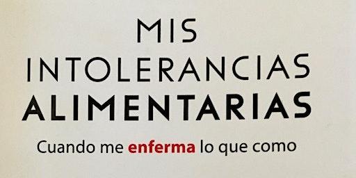 """PRESENTACIÓN DEL LIBRO: """"MIS INTOLERANCIAS ALIMENTARIAS"""" DRA.MERCEDES LOPEZ"""