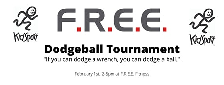 Free Fitness Dodgeball Tournament tickets
