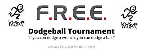 Free Fitness Dodgeball Tournament tickets