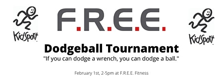 Free Fitness Dodgeball Tournament