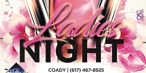 *New* LADIES NIGHT Fridays @ Greatest Bar
