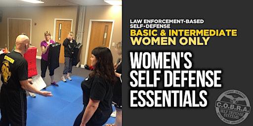 C.O.B.R.A. Women's Self Defense Essentials 07