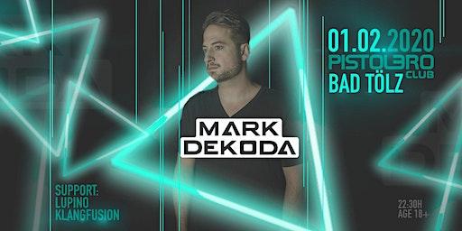 Mark Dekoda - Pistolero Club Bad Tölz