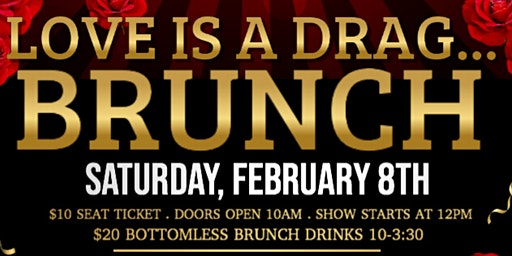 Love is a Drag...Brunch