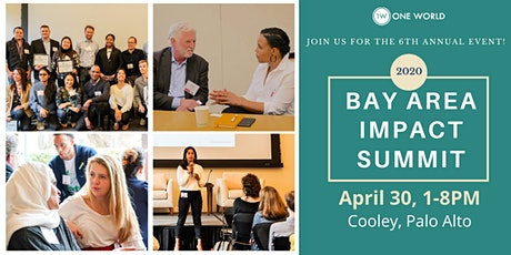 Bay Area Impact Summit tickets