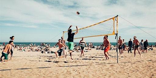 Sunset Beach Volleyball & BBQ