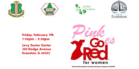Pink Goes Red for Women- A Women's Healthcare and Wellness Event tickets