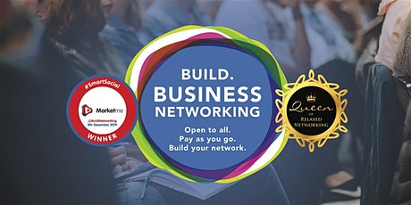 Build Business Networking: Book Keeping (Back to Basics) tickets