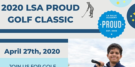 2020 LSA Proud Golf Classic tickets