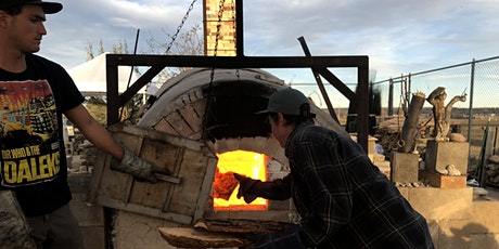 Adult Session 2: Int./Adv. Anagama Wood Firing - WED. PM tickets
