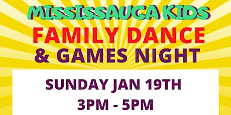 Family Dance Night tickets