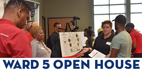 DDOT Ward 5 Open House tickets