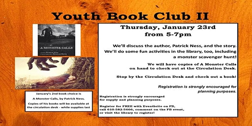 Youth Book Club II
