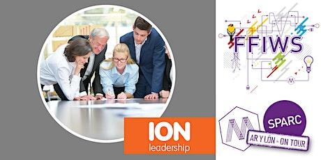 Digwyddiad Arweinyddiaeth i Fusnes / Leadership event for Businesses tickets