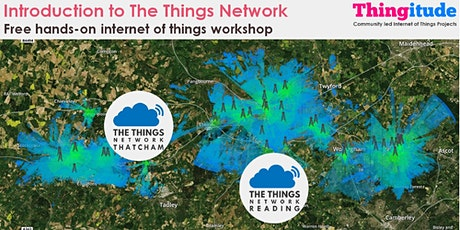 The Things Network - free hands-on Internet of Things workshop  #2 tickets