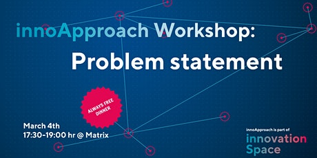 innoApproach: Problem Statement tickets