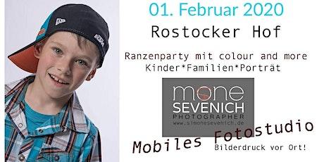Aktion Fotostudio mobil - Ranzenparty Tickets