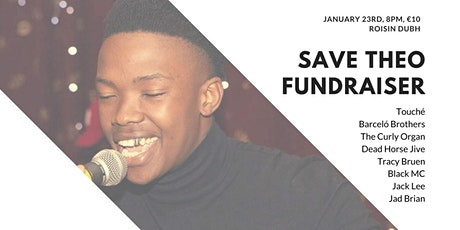 Save Theo - A Fundraiser tickets