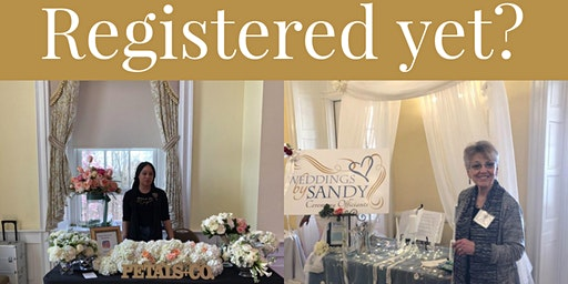 2020 Wedding & Event Showcase - Vendor Registration