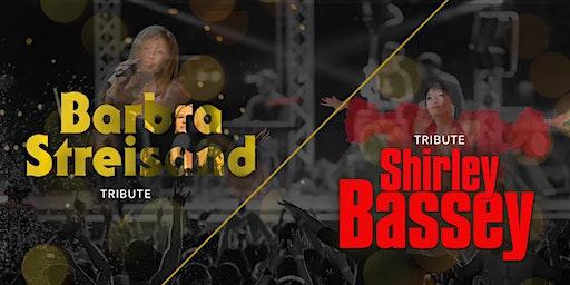 Tribute Barbra Streisand / Shirley Bassey