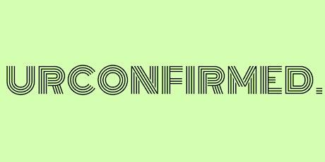 UrConfirmed: February Fashion Week Kickoff tickets