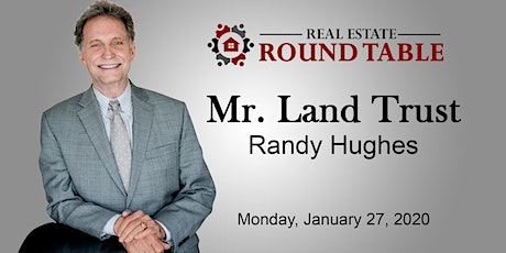 Land Trusts Made Simple! with Randy Hughes tickets