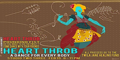 Heart Throb - A Dance for Every Body tickets