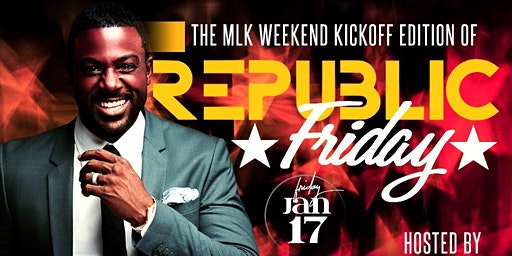 LANCE GROSS THIS FRIDAY NIGHT@ REPUBLIC LOUNGE