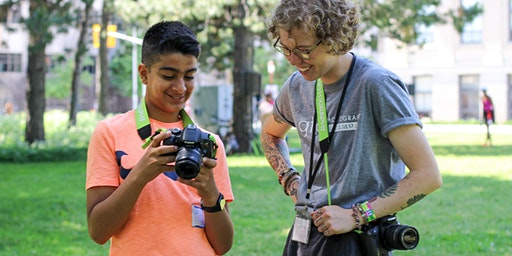 Photography Summer Camps | Ottawa | GTA Photography | REGISTER ON WEBSITE (From $399-$549/week)