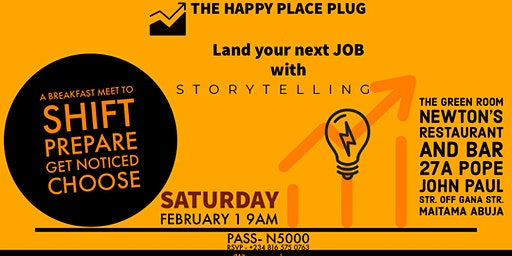 Land Your Next Job With Storytelling