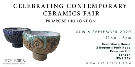 CELEBRATING CONTEMPORARY CERAMICS FAIR tickets