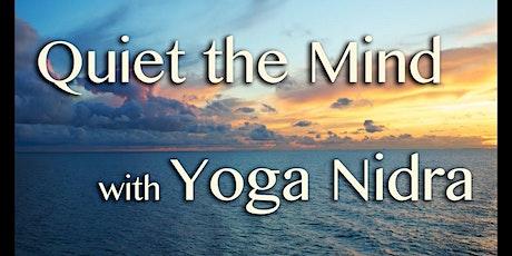 Yoga Nidra with Marie tickets