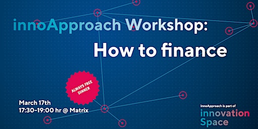 innoApproach: How to finance